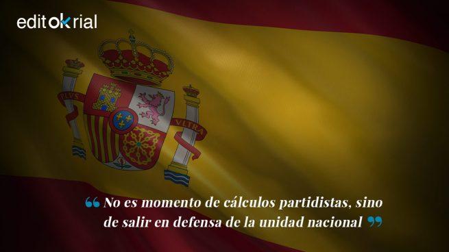 Vox se equivoca al no acudir a la presentación de «España suma»