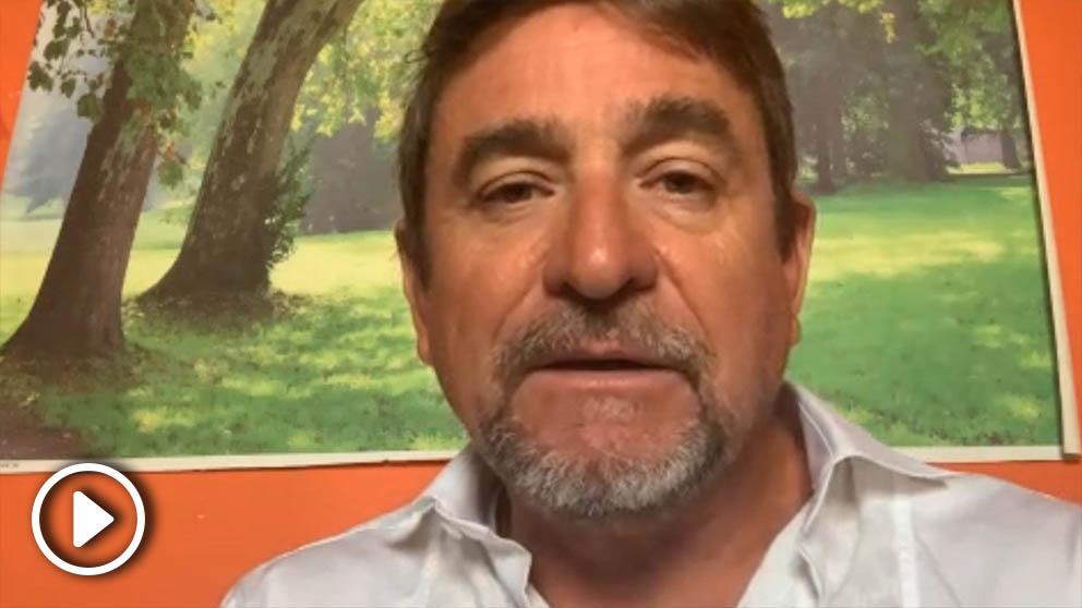 Juez Salvador Alba.