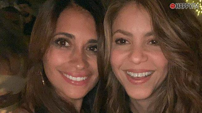 Shakira no se lleva bien con Antonella, mujer de Messi, por una razón inesperada