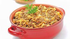 Receta de Sopa de lentejas con pasta
