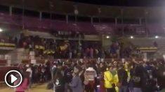 Fiestas patronales de un pueblo de Valladolid @redessociales
