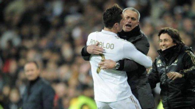 Mourinho Cristiano