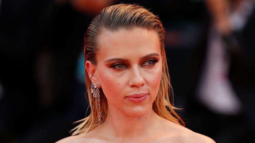 Scarlett Johansson es una de las estrellas más internacionales