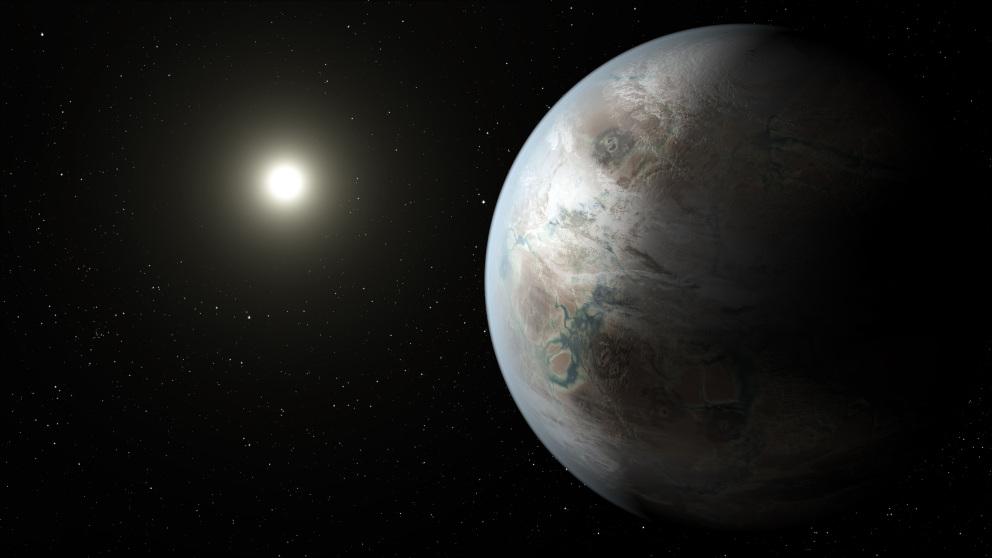 Conoce K2-18b, el primer exoplaneta rocoso con agua en su atmósfera