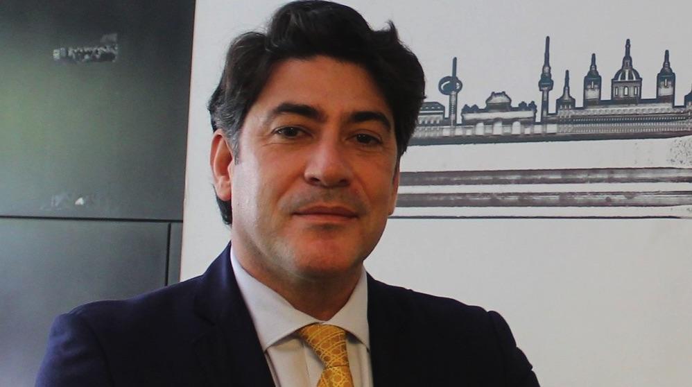 David Pérez, consejero de Vivienda de la Comunidad de Madrid (Foto: Comunidad).