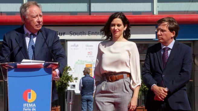 Ifema invertirá 180 millones en su proyecto de ampliación de Valdebebas