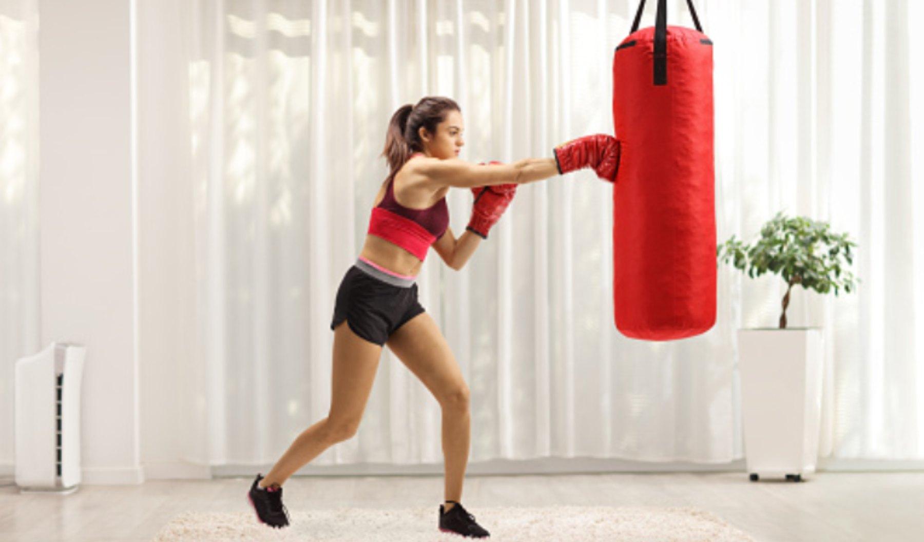 Pasos para empezar a entrenar boxeo en casa