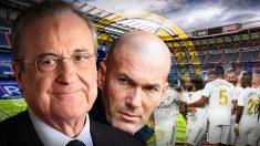 Preocupación en la cúpula del Real Madrid por la plaga de lesiones.