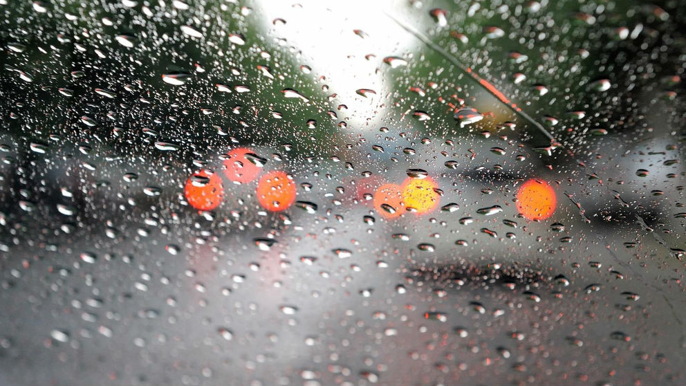 Lluvias torrenciales. Foto: Europa Press
