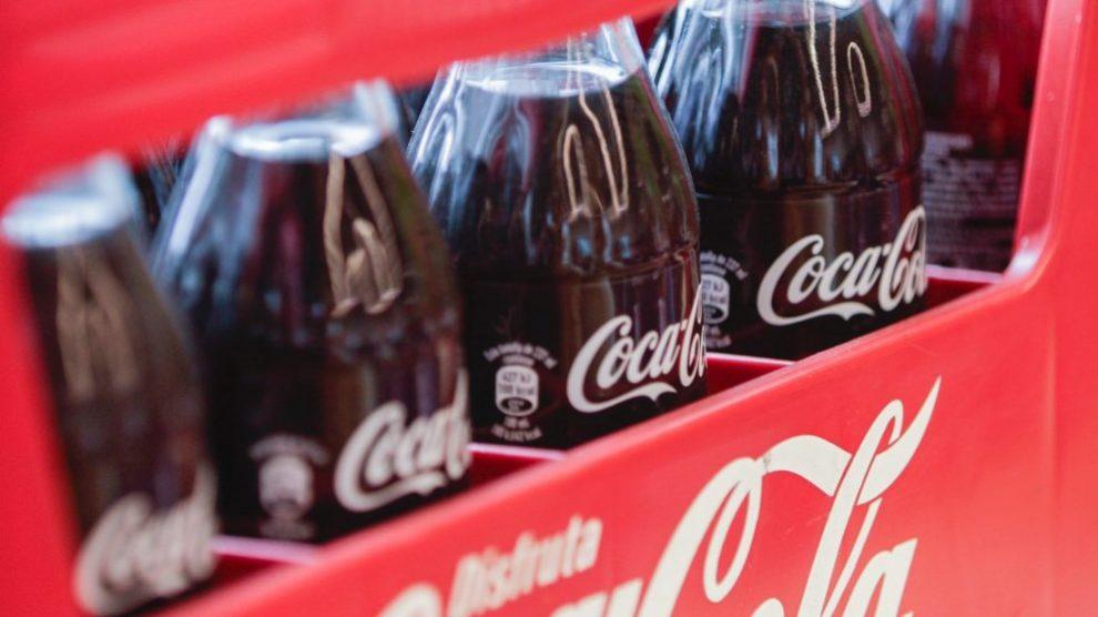 Envases de Coca-Cola