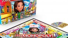 El juego de mesa lanzado por Hasbro: Ms. monopoly para «mujeres emprendedoras».