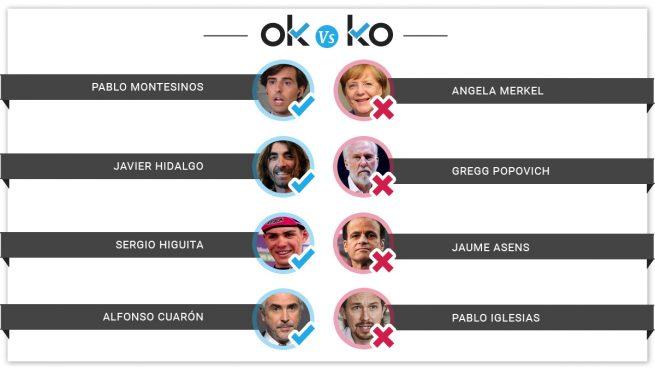 Los OK y los KO del viernes, 13 de septiembre