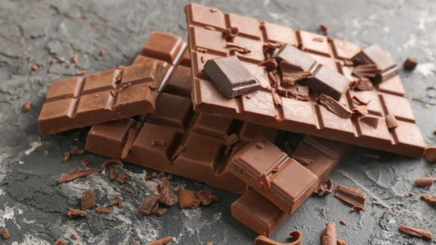 Receta de flan de chocolate con crema de Amaretto