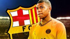 Al Real Madrid no le preocupa el interés del Barça en Mbappé.