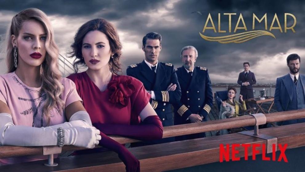 Netflix: 'Alta mar' estrena su segunda temporada el próximo 22 de noviembre