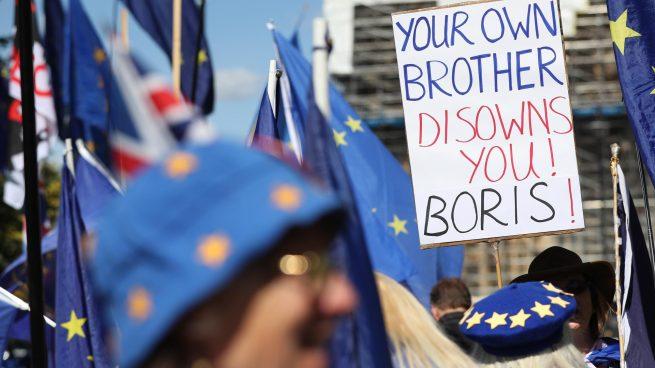 El DUP anuncia que no apoyará el nuevo acuerdo de 'Brexit' acordado entre Reino Unido y la UE