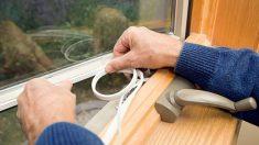Aprende cómo evitar las corrientes de aire en casa paso a paso