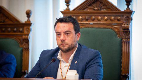 El alcalde de Badalona (Barcelona), Álex Pastor @EP