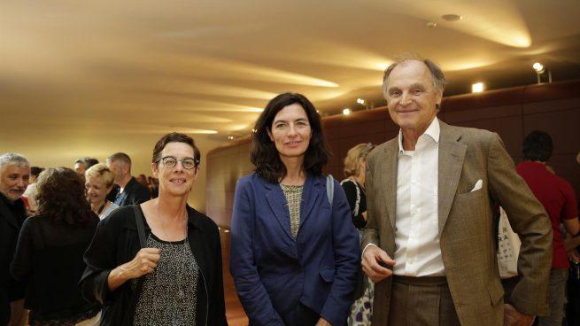 Los galeristas Guillermo de Osma y Juana de Aizpuru defienden que haya nuevas elecciones