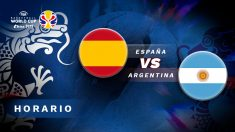 España – Argentina: hora y dónde ver el partido de Copa Mundial de Baloncesto 2019