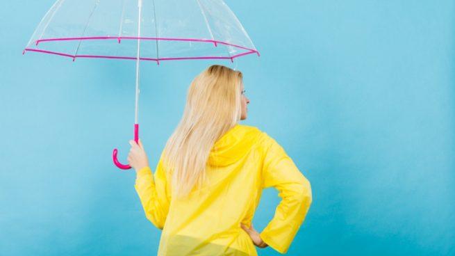Hacer un impermeable con una cortina de ducha
