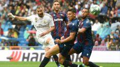 Sigue en directo el Real Madrid – Levante, partido de la jornada 4 de la Liga Santander.
