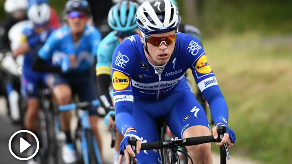 Cavagna se llevó la victoria en Toledo.