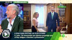 Eduardo Inda en La Sexta Noche