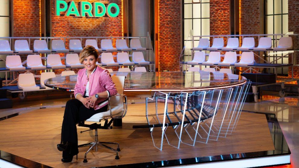 Cristina Pardo estrena temporada de 'Liarla Pardo'