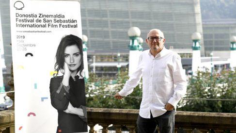 José Luis Rebordinos en una reciente imagen (Foto: EFE).