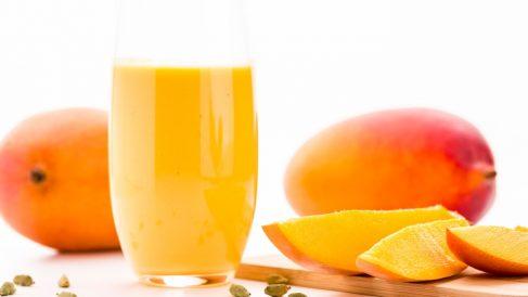 Receta de Batido de mandarinas y mango