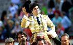 López Simón aprovecha un extraordinario lote de El Pilar y sale a hombros en Valladolid