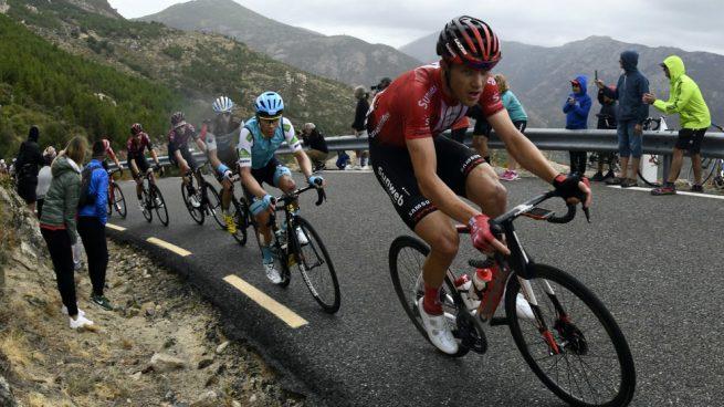 Clasificación Vuelta España
