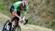 Pogacar logró tercera victoria en la Vuelta. (EFE)