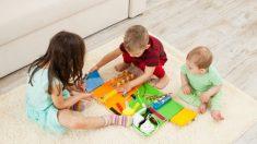 Cómo hacer un panel sensorial táctil para niños paso a paso