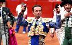 Ferrera y Del Álamo se ganan la Puerta Grande en Salamanca y Manzanares la pierde por la espada
