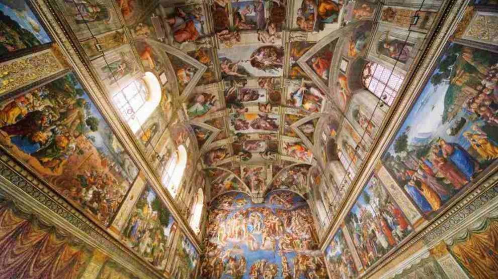 Las obras de Miguel Ángel forman parte de lo mejor de la historia del arte