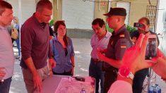 El diputado de Vox Javier Ortega Smith en Murcia.