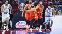 Argentina – España: resumen y highlights de la final de la Copa Mundial de Baloncesto