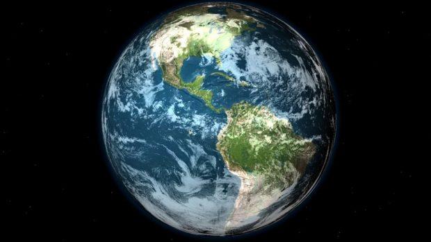 Profundidad del núcleo de la tierra