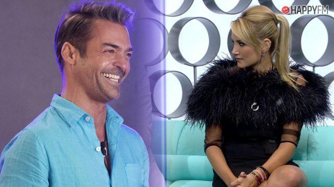 Alba Carrillo y Hugo Castejón protagonizan la más dura discusión de 'GH VIP 7'