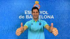 Joan Capdevila regresa al Espanyol (@RCDEspanyol)