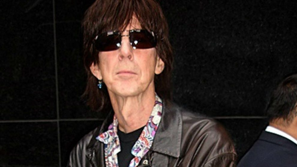 Ric Ocasek, líder de The Cars