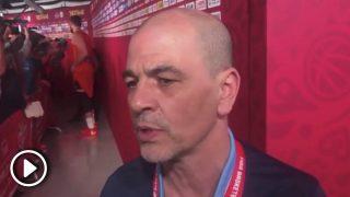 entrenador argentina