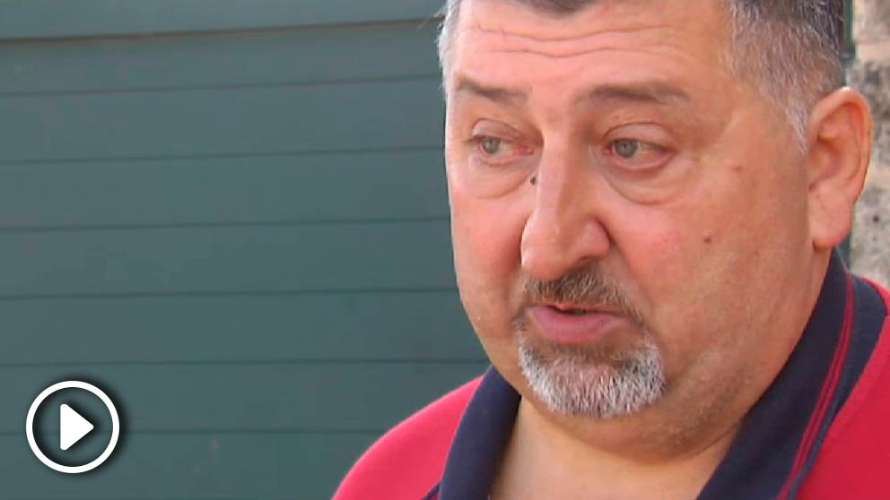 El vecino de Valga que auxilió a los niños asegura que estaban traumatizados