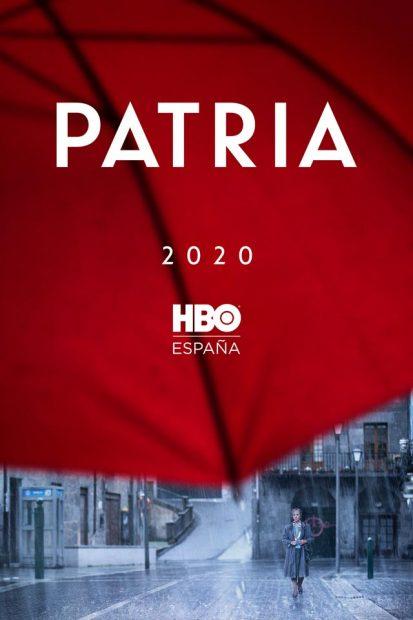 Poster de 'Patria' por HBO.