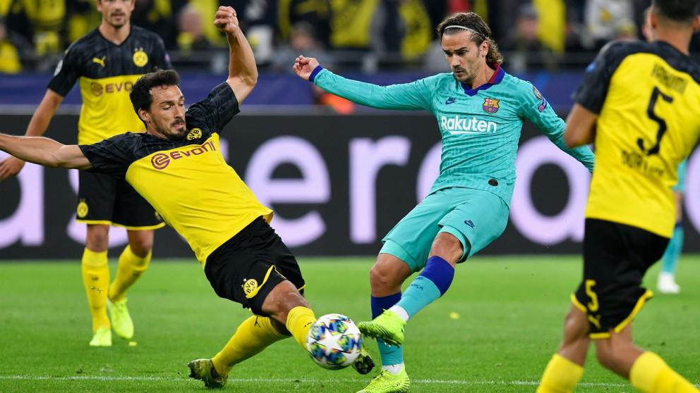 Barca Dortmund