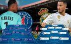 PSG – Real Madrid: la Decimocuarta empieza en París