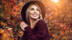 Aprende cómo vestirse en otoño paso a paso