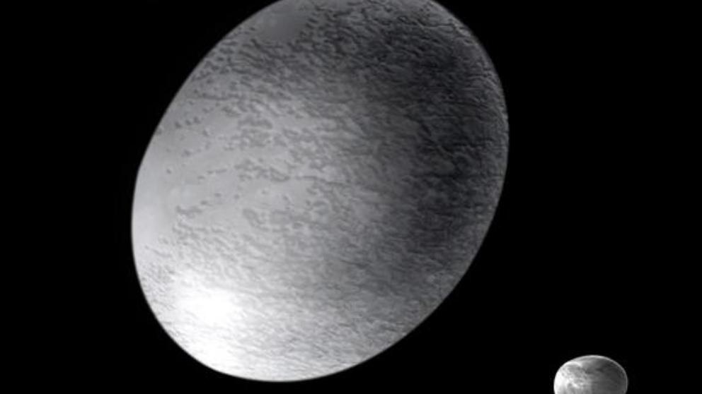 Descubre qué es Haumea